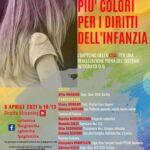 Seminario formativo: Più colori per i diritti dell'infanzia
