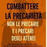 Precari università: Palermo, il 14 giugno in Piazza Verdi
